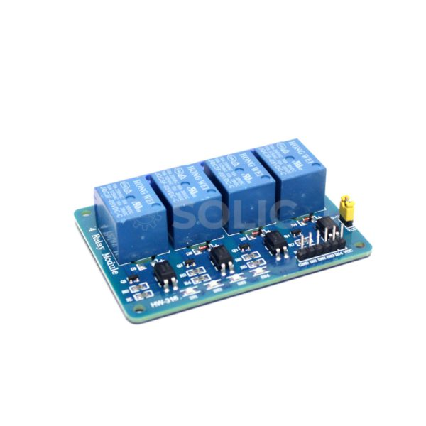 4 channel relay