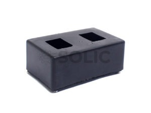 Box for DPDT switches